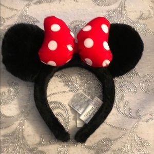 Youth Minnie Mouse head band